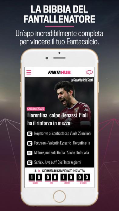 FantaHUB Screenshot