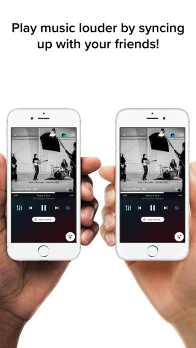 AmpMe - Play Music Louder Screenshot