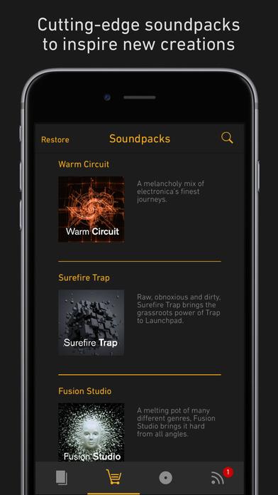 Novation Launchpad - Make & Remix Music Screenshot