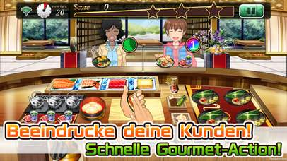 Meshi Quest  - Five-star Kitchen - iOS Screenshots