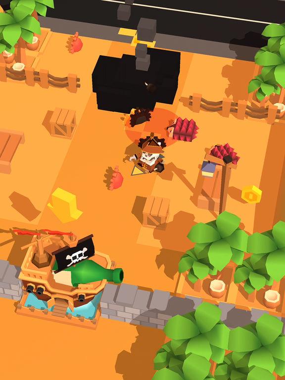 Screenshot 3 Food Conga