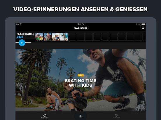 Quik - GoPro Video Editor für Fotos mit Musik Screenshot
