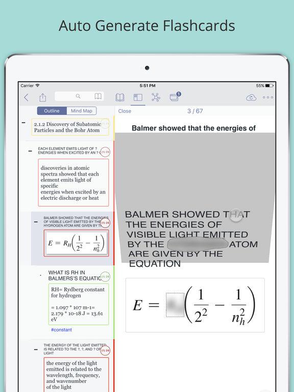 MarginNote Pro - Efficient study PDF & EPUB books Screenshot