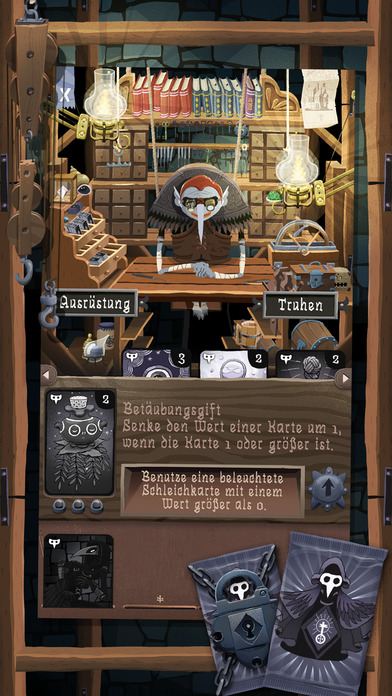 Screenshot 5 Card Thief
