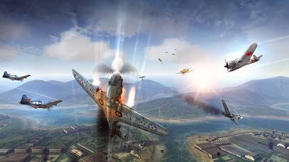 Screenshot Sky Gamblers: Storm Raiders