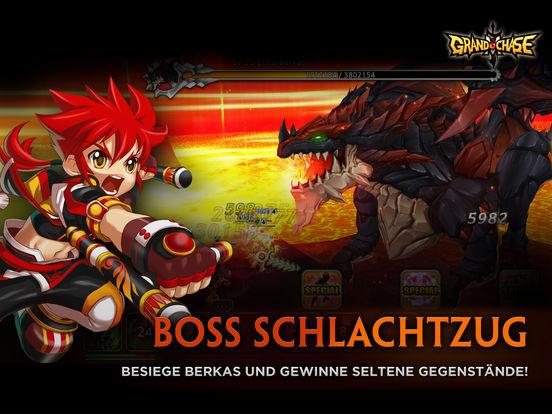 Screenshot 3 GrandChase M : Action RPG