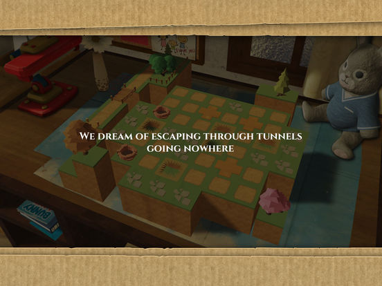 Screenshot 5 Evergrow: Paper Forest