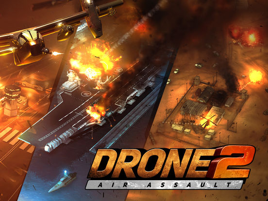 Screenshot 1 Drone 2 Air Assault