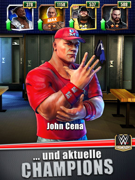 WWE: Champions iPhone iPad