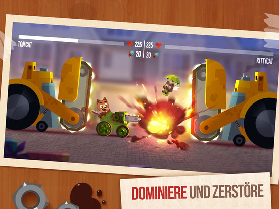Screenshot 3 CATS: Crash Arena Turbo Stars