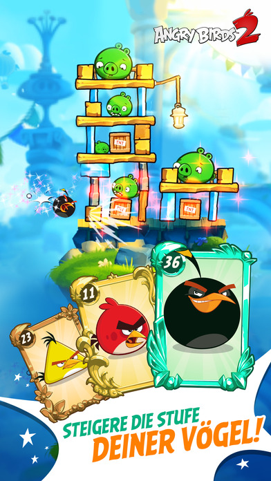 Angry Birds 2 Screenshot