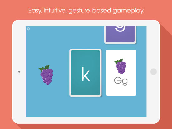 NomoCards ABC & 123 Flash Cards Screenshots