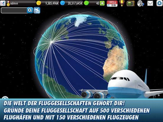 AirTycoon Online 2 Screenshot