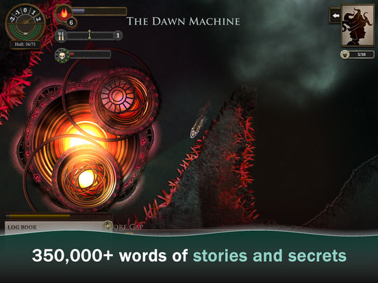 Screenshot 2 Sunless Sea