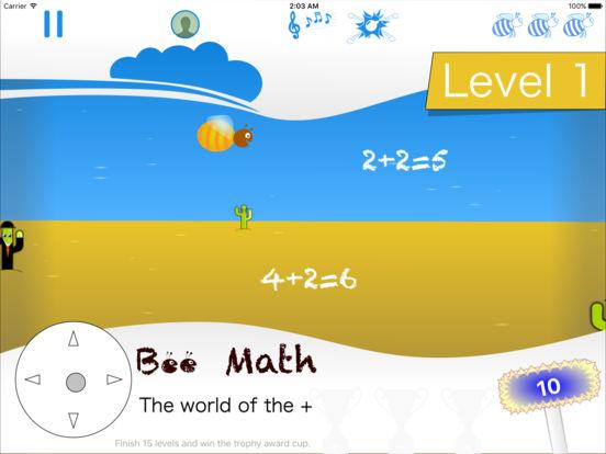 BeeMath iPad