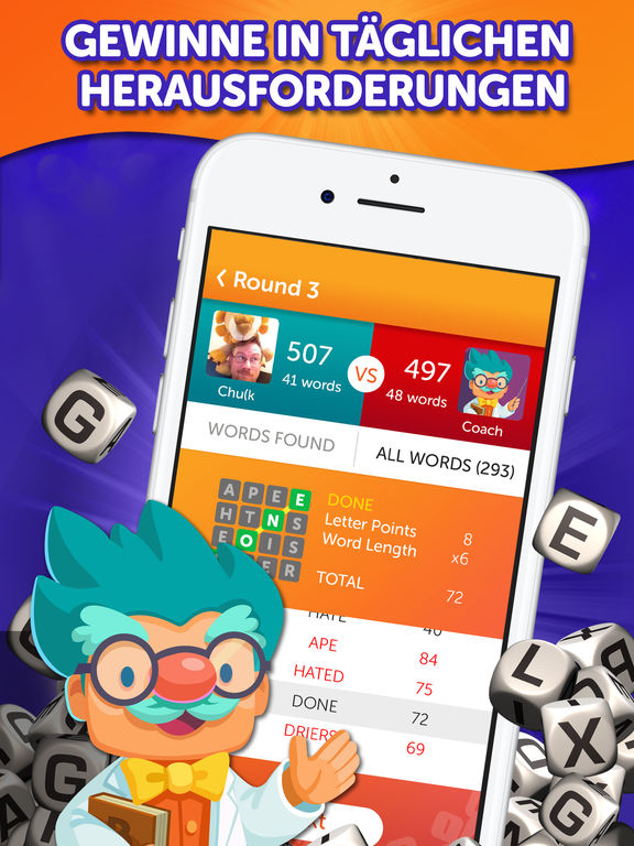Boggle With Friends Screenshot