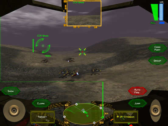 Screenshot 5 Battlezone 98 Redux Odyssey Edition