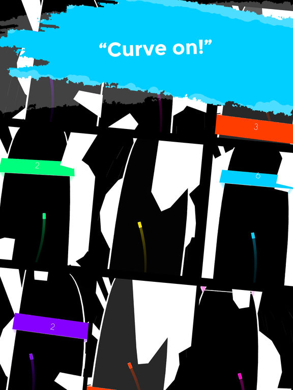 Curvyrace Screenshots