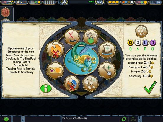 Screenshot 5 Terra Mystica