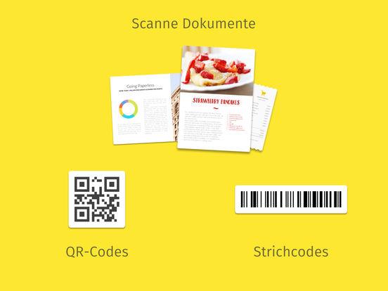 Scanbot 6 - PDF Dokumenten & QR-Code Scanner Screenshot