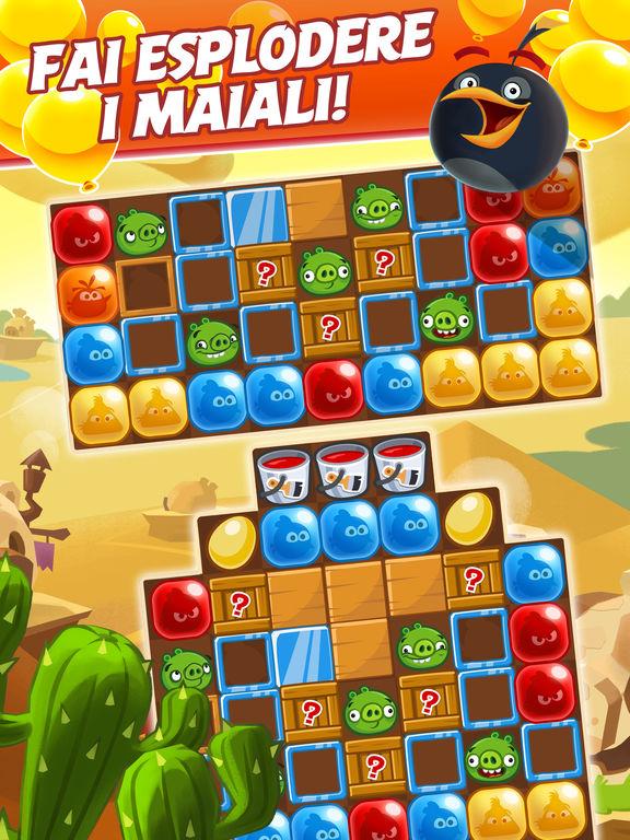 Angry Birds Blast Screenshot
