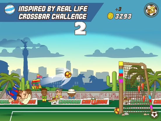 Screenshot 1 Super Crossbar Challenge