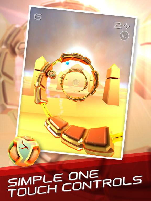 Screenshot 1 Spiraloid