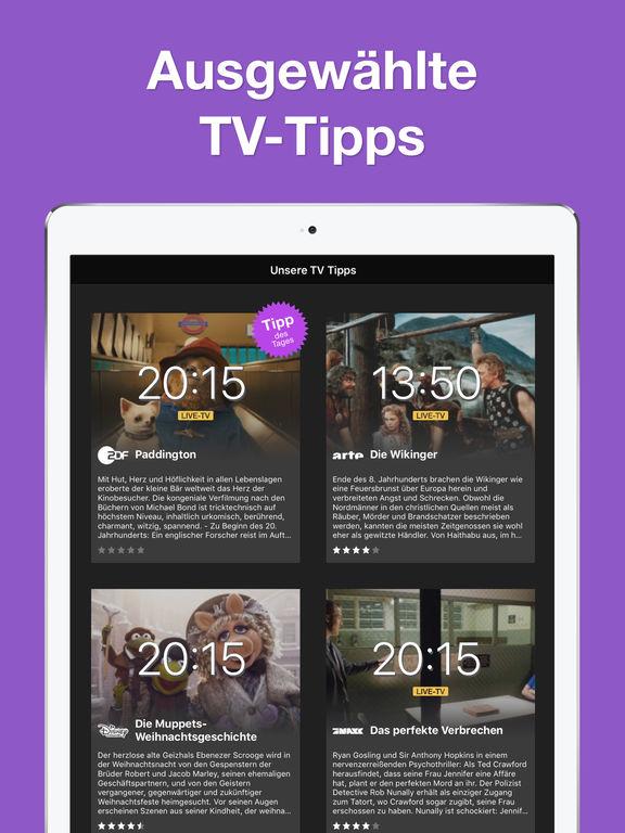tv programm tv tipps
