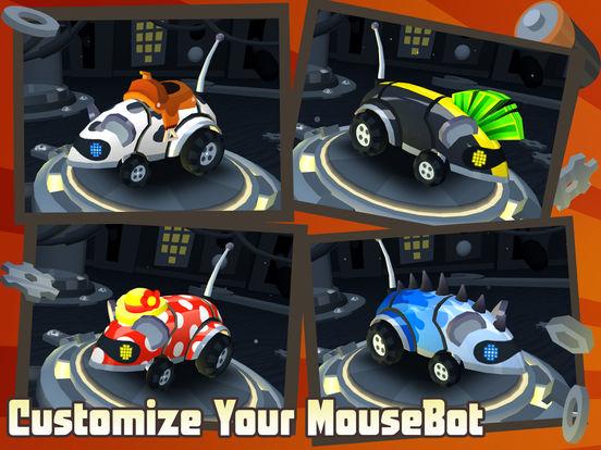 Screenshot 3 MouseBot