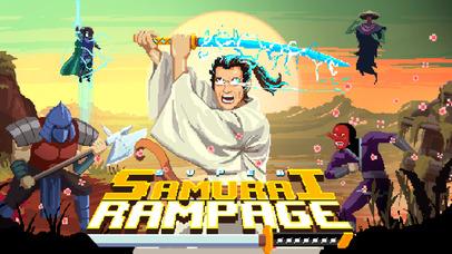 Super Samurai Rampage iOS Screenshots