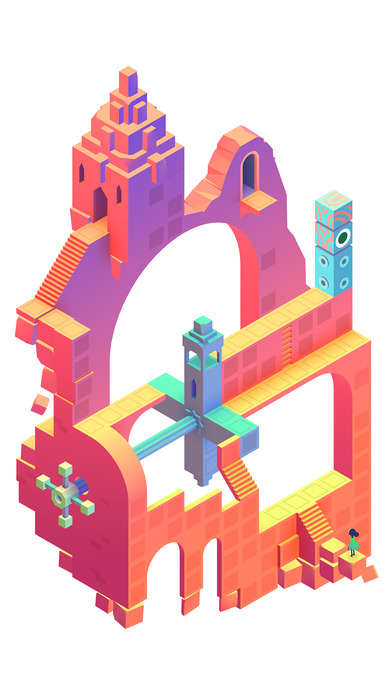 Screenshot 3 Monument Valley 2