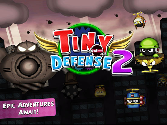 Screenshot 5 Tiny Defense 2