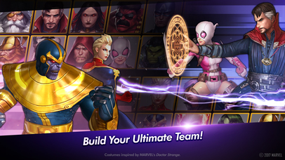 download MARVEL Future Fight appstore review