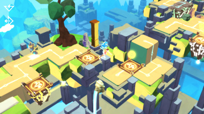 Eden Renaissance - A Beautiful Puzzle Adventure iOS Screenshots