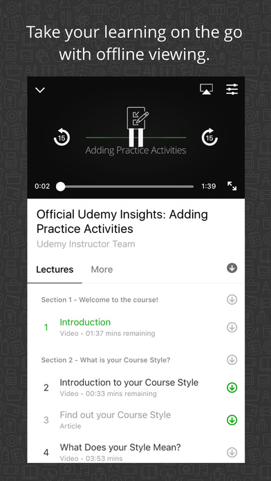 download Udemy Online Courses - Learn Anything, Anywhere appstore review