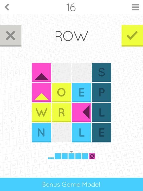 Screenshot 5 Sidewords
