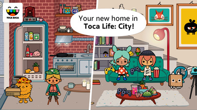 download Toca Life: City appstore review
