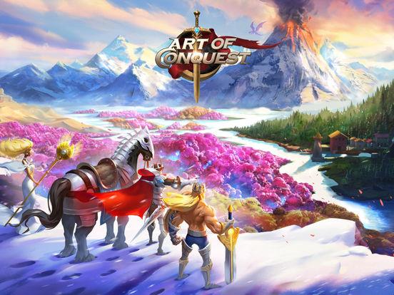 Screenshot 1 Art of Conquest (AoC)