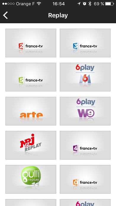 La cl tv dans l app store - Changer telecommande orange ...