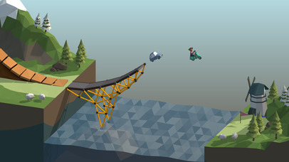 Poly Bridge iOS Screenshots