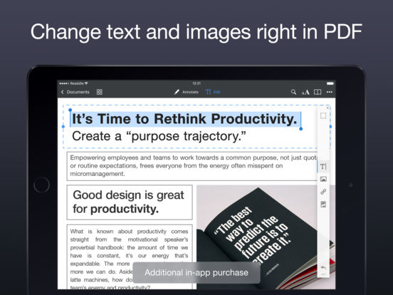 PDF Expert 6 - Read, annotate & edit PDF documents Screenshot