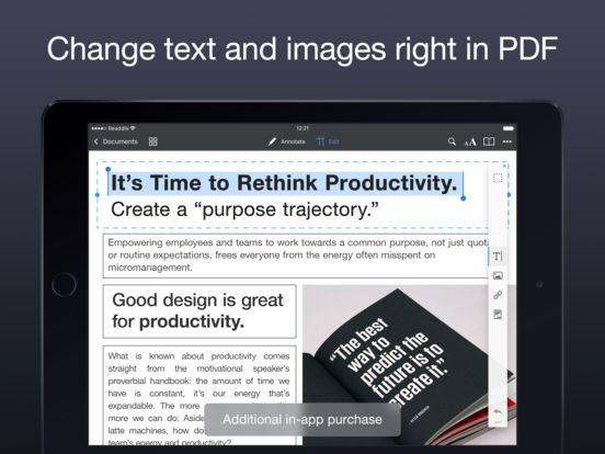 PDF Expert 6: Read, annotate & edit PDF documents Screenshot