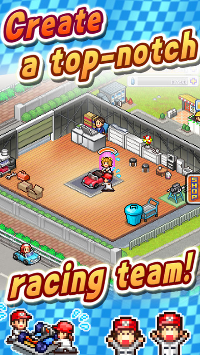 Grand Prix Story2 Screenshots