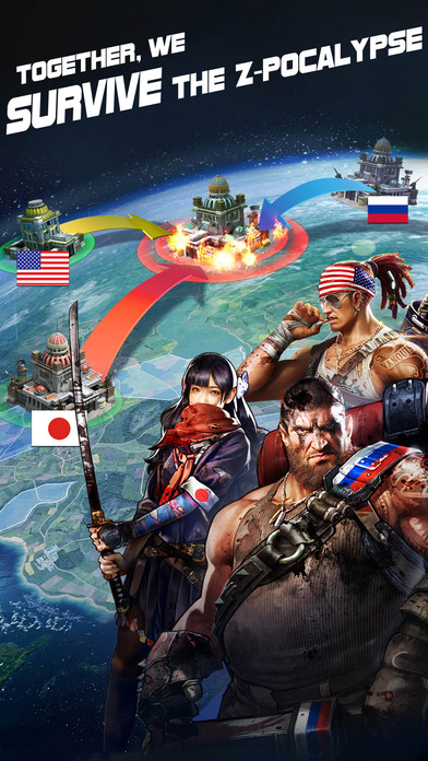 download Last Empire – War Z: Zombie Strategy Game appstore review