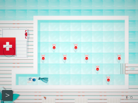 Screenshot 5 Swim Out