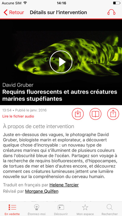 download TED apps 3