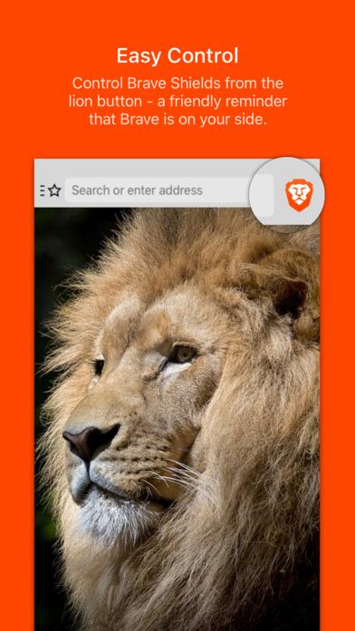 Brave Browser: Fast AdBlocker Screenshot
