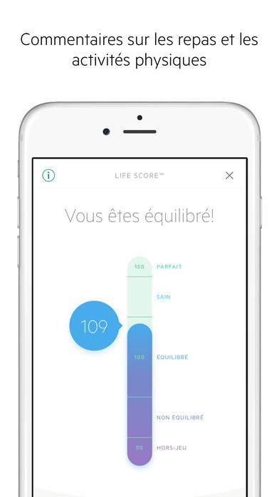 lifesum appli lifestyle et sant dans l app store. Black Bedroom Furniture Sets. Home Design Ideas