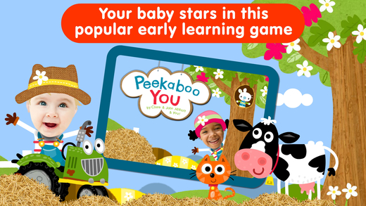 Baby Games - Animal Sounds Peekaboo Screenshots