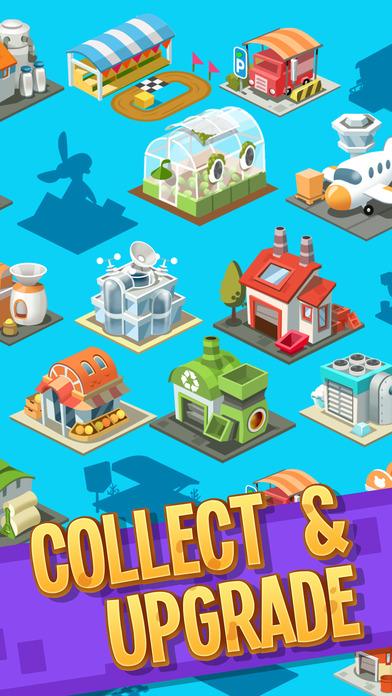 Pocket Farmery: Idle Pop Farm Game Screenshot